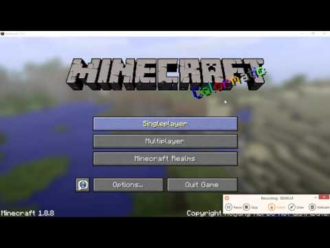 Minecraft Cracked Launcher 1.8.9 SkaiaCraft Launcher