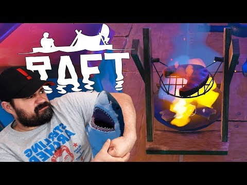 Eating Well Tonight   RAFT Survival Gameplay   S2 E3