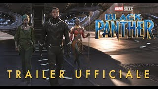 Black Panther Trailer Ufficiale Italiano Hd