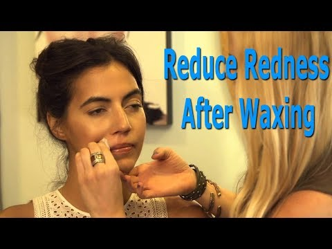 How to Get Rid Of Wax Marks and Redness - वैक्सिंग के बाद फुंसियों को कैसे दूर करें
