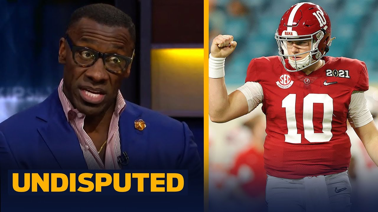 Skip & Shannon on Alabama's dominant win over Ohio State in National Championship | CFB | UNDISPUTED