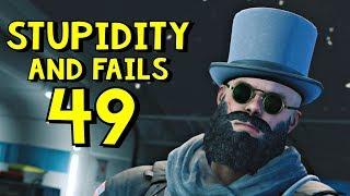 Rainbow Six Siege | Stupidity and Fails 49