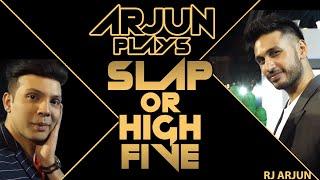 Will Arjun Kanungo slap RJ Arjun ? | Pepsi Mirchi Music Awards | Radio Mirchi | Filmy Mirchi
