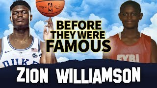 Download Zion Williamson | Before They Were Famous | NCAA March Madness Video