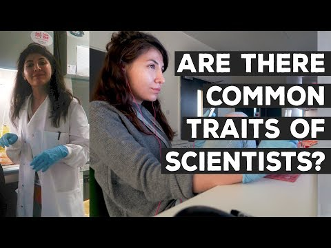 Common Traits of Scientists & Researchers!   Atousa