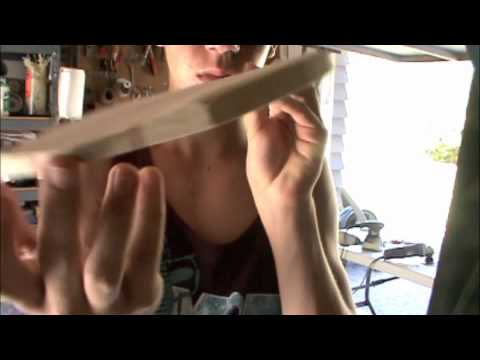 How to shape a handplane