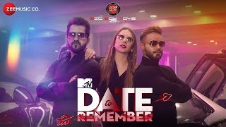 Date To Remember - Indeep Bakshi Feat. Manu Punjabi | Nitibha Kaul