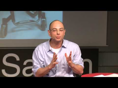 The story of my suicide attempt: Viktor Staudt at TEDxSaxionUniversity