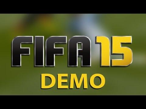FIFA 15 DEMO PC ''ORIGIN'' - First Look [ITA HD]