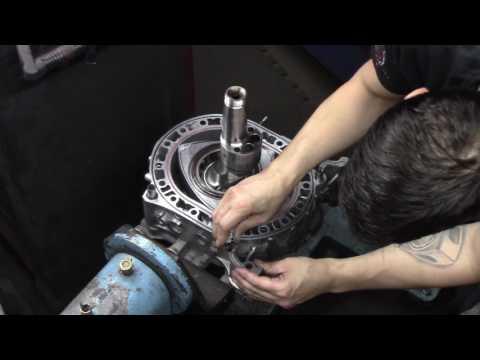 THE RENESIS - Ported RX8 Engine Buildup