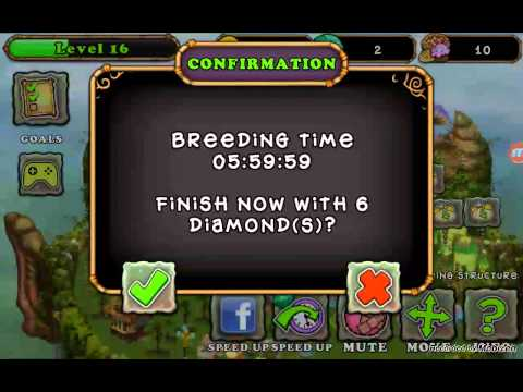 How to breed a t-rox in my singing monsters
