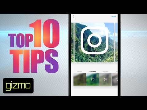 TOP 10 TIPS for NEW Instagram Multiple Photos & Videos In One Post - Feb 2017