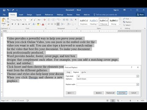 Easy Way to Joint Broken Lines In MS Word-Hindi