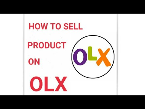 How to sale a mobile in olx.