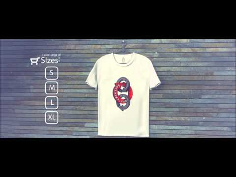 T Shirt Video Commercial and Promotion