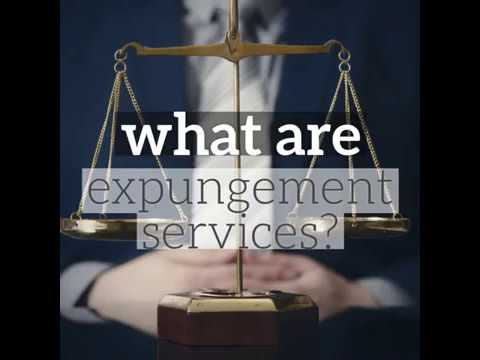What Are Expungement Services?