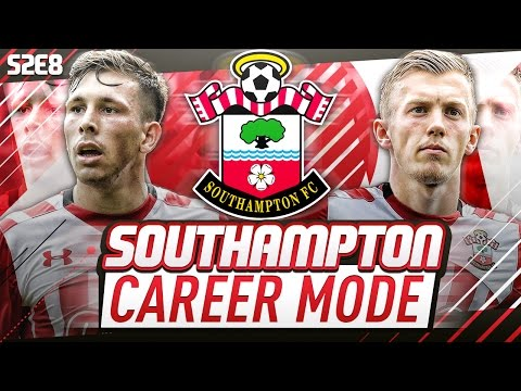 FIFA 17 Southampton Career Mode S2E8 - Job Offers from Other Clubs?