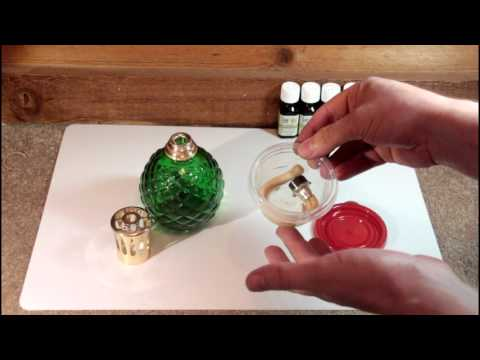 How to make your own Lampe Berger oil / fuel! (and general fragrance lamp tips and tricks)