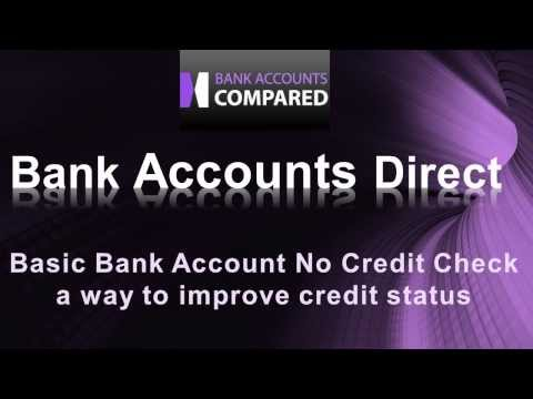 Basic Bank Account No Credit Check help to secure Finance