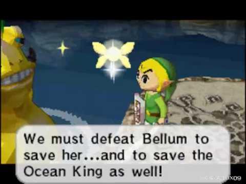 The Legend of Zelda Phantom Hourglass Walkthrough -Extras II (Part II)- Part 34