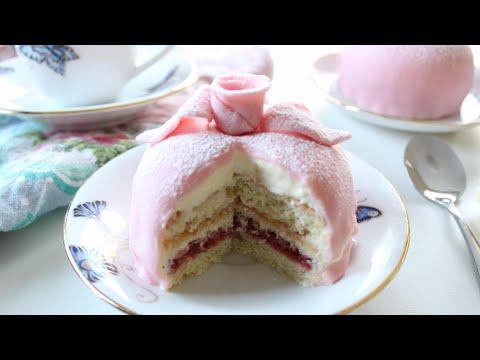 How to make Swedish Princess cake - (Prinsesstårta)   Daniela's Home Cooking