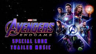 Download Avengers:Endgame Special Look Trailer Music Video