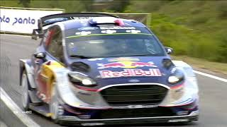 WRC - 2017 Rally Spain - Day 3 part 1