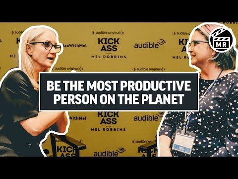 Mel Robbins on Productivity: How to defeat the alarm every morning | MelRobbinsLive EP 35