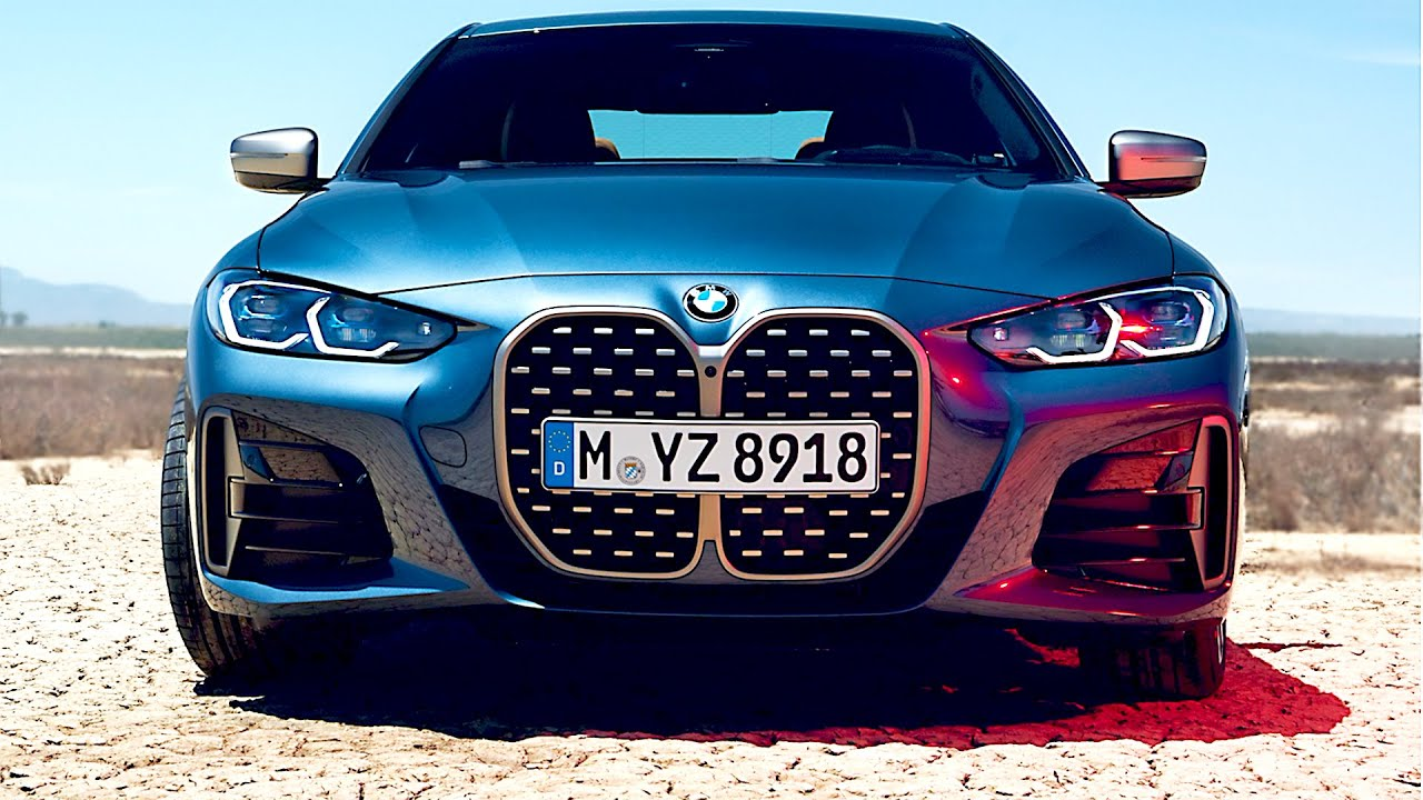 2021 BMW 4 Series – Full Presentation – Ready to fight the Audi A5