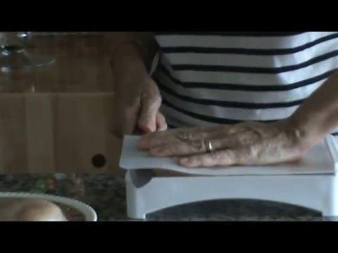 How to Make / Cut Chicken Cutlets Thin-Cut with the Chicken Cutlet Cutter Instructions
