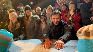 Marek Ztracený - Stačí věřit (oficiální vánoční video 2019)