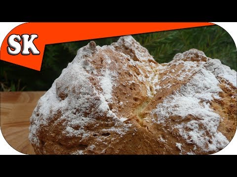 IRISH SODA BREAD - St Patrick Day Recipe Treat