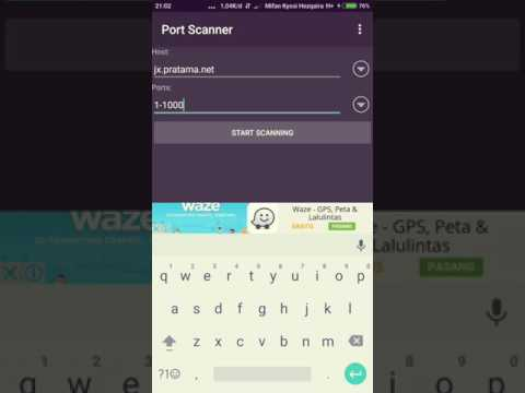 Belajar Port Scan di Android | Port Scanning on Android Device - Beginners Guide