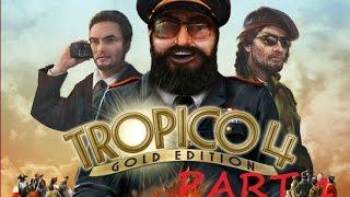 【実況】独裁者再び! Tropico4をプレイ! Part1