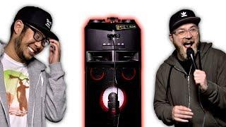 Unboxing The Biggest Bluetooth Speaker