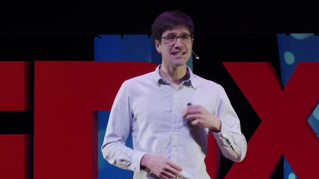 ADHD at 33 | Perry Dripps | TEDxPSU