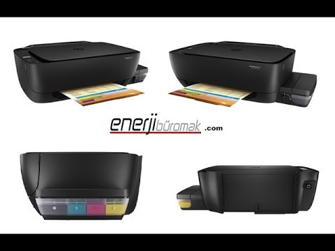 HP DeskJet GT 5810 All in One printer unboxing and setup X3B11A