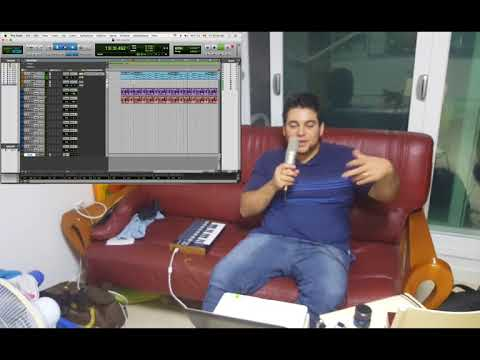 On The Couch: Simple Beat Making/Writing Rap/Recording Vocals/Rhyme Vocab.