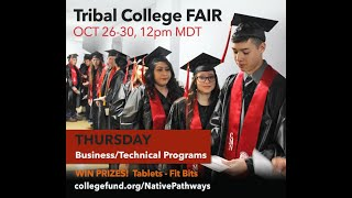 Tribal College Fair on Business/Technical Programs - American Indian College Fund