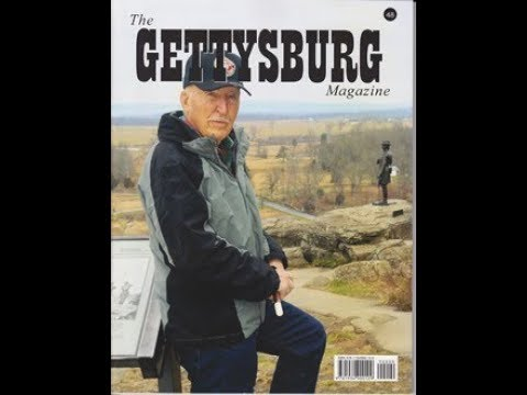 Gettysburg Battlefield Auto Tour audio with Ed Bearss Part 1