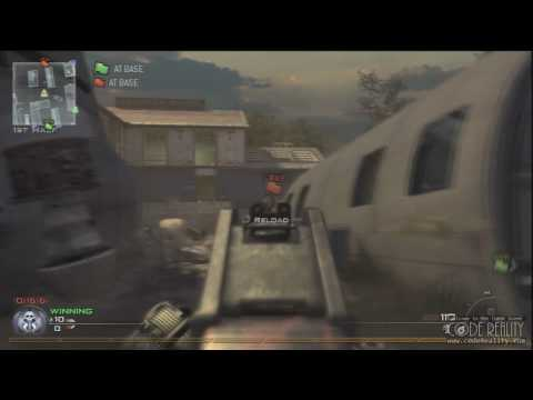 CoD: MW2 | A day in the life of- HOLY FUCK WE OWN AT CTF LOLOL