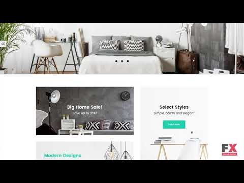 Modern Furniture Responsive Magento Theme TMT | Free Template  Colton