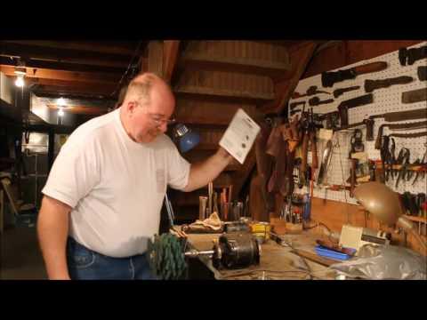 Tool Review ~ Eazypower com Motor Arbor ~ by Old Sneelock's Workshop