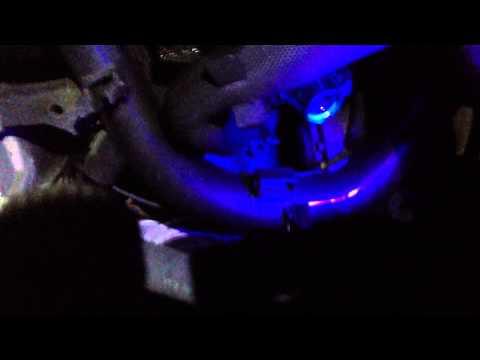 Using UV Dye to find Fuel Leaks