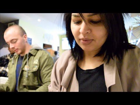 VLOG NO. 1 | WE WAITED 3 HRS!!! | TORONTO WEEKEND |