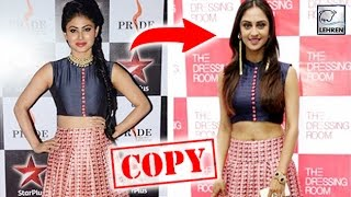 Mouni Roy COPIED Krystle D'souza!!