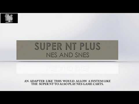 Super NT Plus - SNES and NES cart adapter