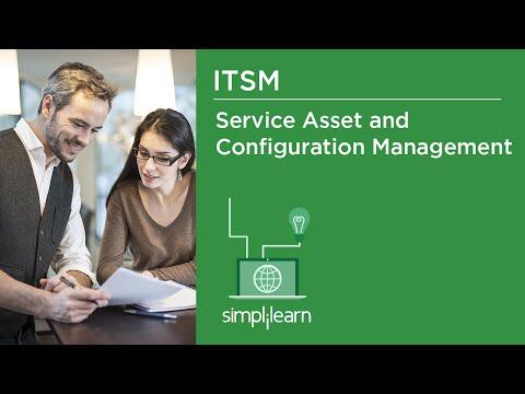 Service Asset and Configuration Management | ITSM | IT Service Management Training