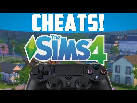 The Sims 4 Console [PS4] - ACCESS CHEATS!