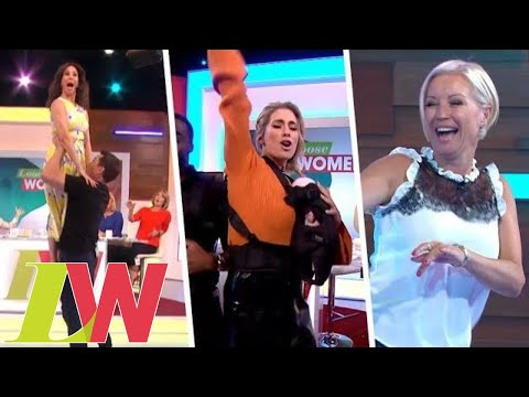 Get Down and Boogie! | Loose Women